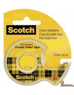 Miniportarollos De Plásticos Cinta Doble Cara. Scotch