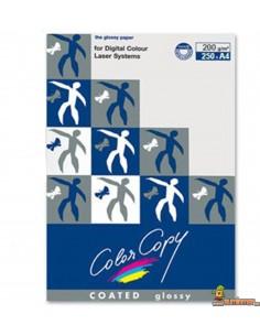 Color Copy Glossy A4 200g 250 hojas Papel Multifunción