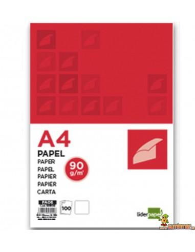 Papel multifunción A4 90g 100 hojas