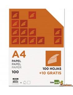 Papel multifunción A4 80g 100 hojas
