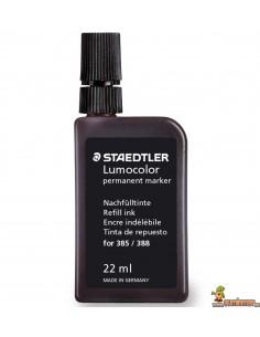 Recarga para Marcadores Lumocolor 388 y 385 22 ml