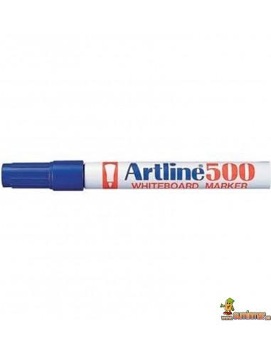 Artline 500A Rotulador para pizarra blanca Recargable Azul