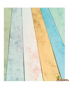 Cartulina marmoleada DIN A4 200 g/m²