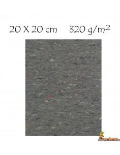 Fieltro para picado 200 x 200 x 5 mm