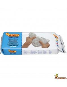 Pasta para modelar Jovi 1000g color blanco