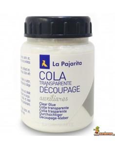 Cola Transparente Découpage La Pajarita
