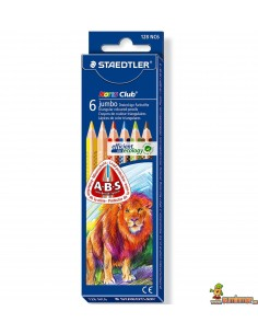 Staedtler Noris Club Jumbo Lápices de colores
