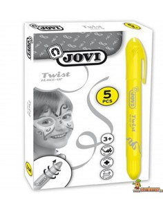 Barra pintacaras para niños Jovi Twist Make Up