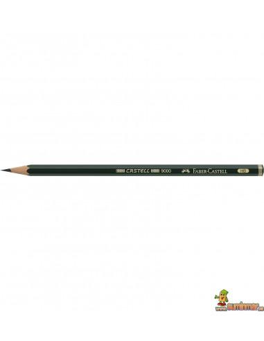 Faber Castell 9000 Lápiz de grafito HB
