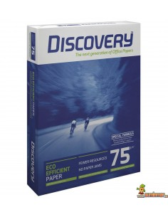 Discovery 75g A3 500 hojas Discovery