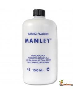 Barniz Fijativo Manley 1 L