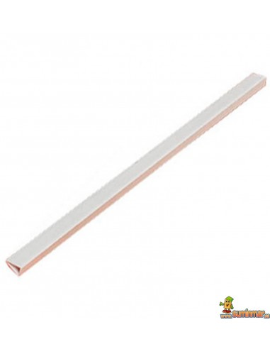 Lomera DIN A4 blanca de plástico