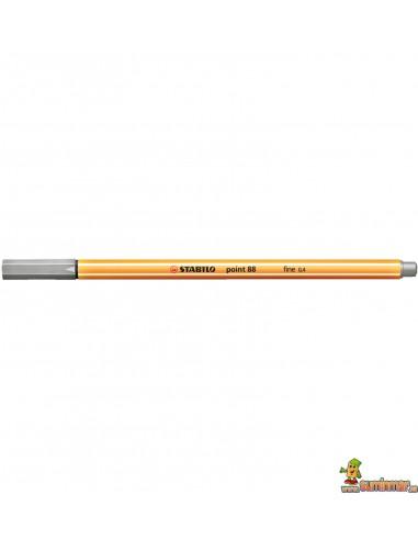 Rotulador Stabilo Point 88/94. Punta fina 0.4mm