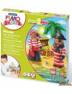 Set de Piratas para modelar