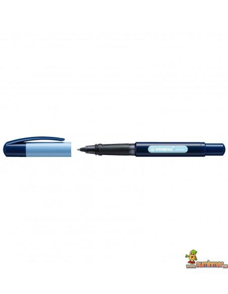 Roller Stabilo beFab! - Duocolors Azul claro