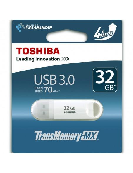 Toshiba TransMemory-MX 32GB USB 3.0 Pendrive THNV32SUZWHT(6