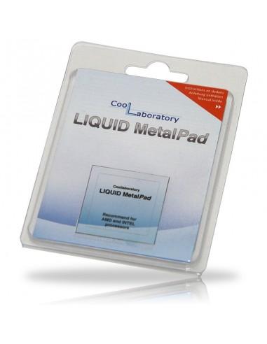 Coollaboratory Liquid MetalPad 1xCPU Almohadilla Térmica