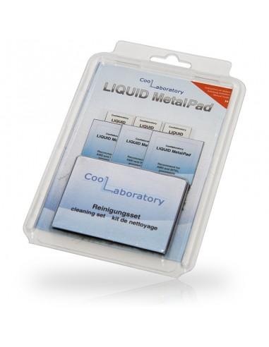 Coollaboratory Liquid MetalPad 3CPU+3GPU Almohadilla Térmica