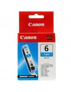 Canon original BCI-6C Cartucho de tinta