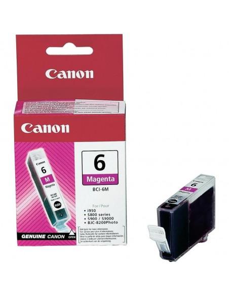 Canon original BCI-6M Cartucho de tinta magenta