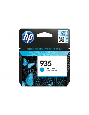 Cartucho de tinta original HP 935 cian C2P20AE BGY