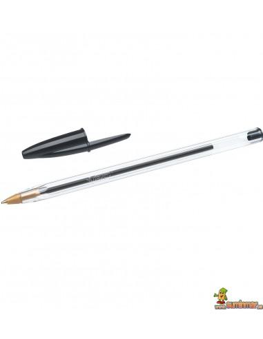 Bolígrafo Bic Cristal Original Medium Negro